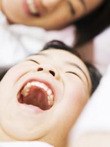 子ども永久歯イメージ