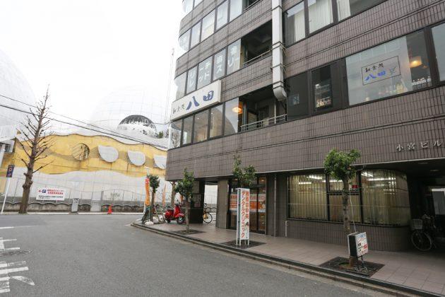 湘南台中央デンタルクリニックは1階にございます